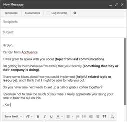 Schedule Meeting Email Template by Meeting Email Sle 5 Awesome Email Tips