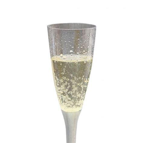 bicchieri flute plastica flutes bicchieri calice in plastica con base oro