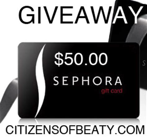 How To Get Sephora Gift Card Free - sephora makeup gift cards makeup vidalondon