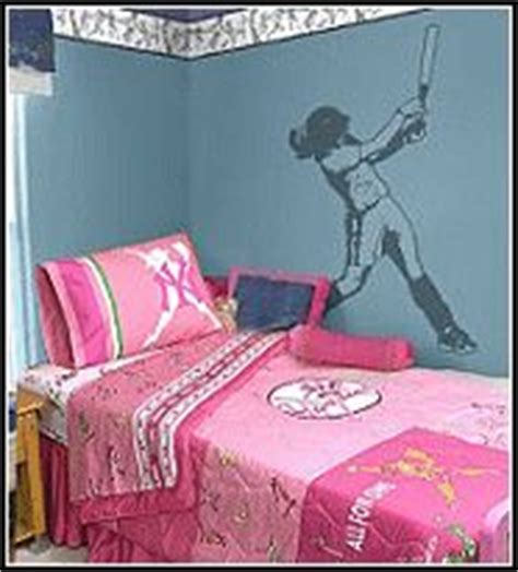 softball bedroom ideas softball bedroom on pinterest