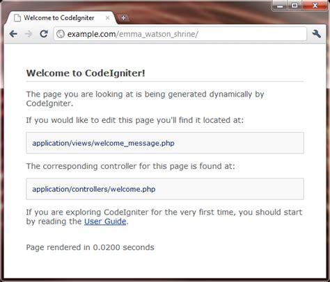 setup codeigniter xp albinapapanina codeigniter drivers