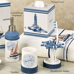 Nautical Bathroom Accessories Sets Plain Bathroom Accessories Nautical Designs Simple Diy To Design Decorating