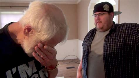 angry grandpa new house son surprises angry grandpa with new house today com