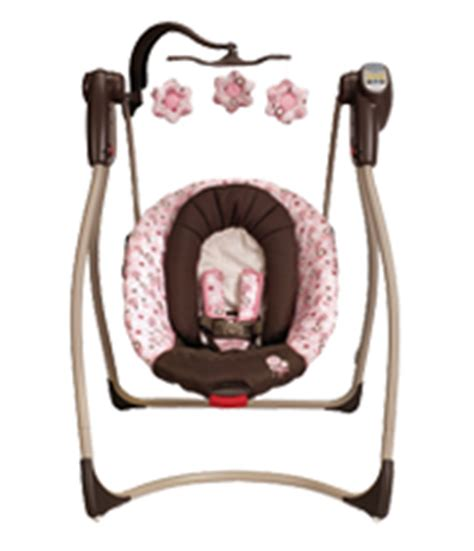 comfy cove swing graco baby swing takealongswing com