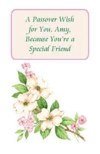 special friend greeting card passover printable card american greetings
