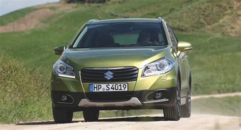 Suzuki Sx4 Cross Review Suzuki Sx4 S Cross Review Caradvice