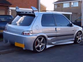 Peugeot 106 Tuning Tuning37 Peugeot 106 Tuning