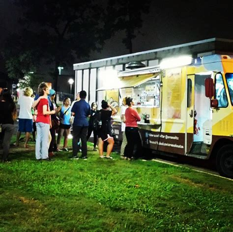 jenae sitzes food trucks satisfy late night bites could become