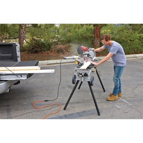 Get Miter Saw Table Harbor Freight