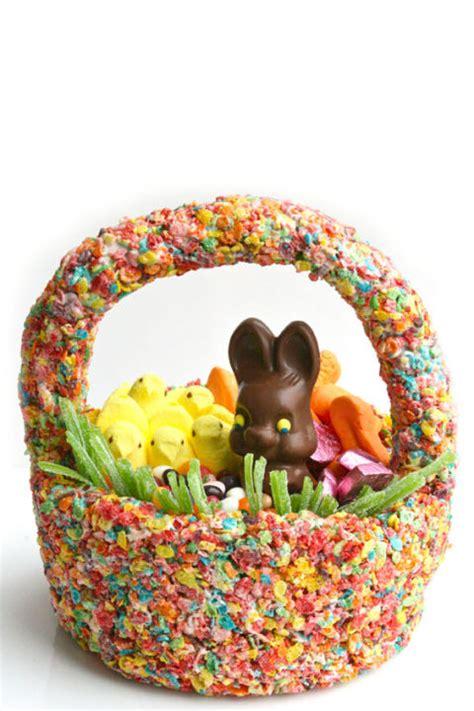 N Bunny Cup No Box 40 diy easter basket ideas unique easter