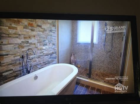 Property Brothers Bathrooms Property Brothers Bathroom Bath Tubs Pinterest
