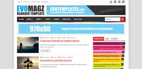 template terbaru template evo magz v4 7 terbaru template premium