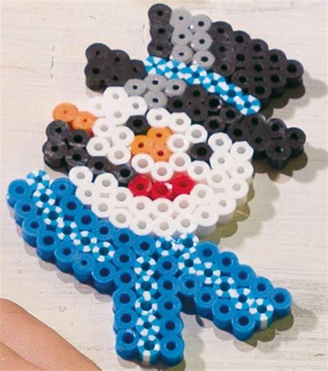 perler joann adorable fusible snowman simplycreativechristmas