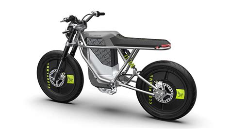 elektrikli motosiklet pazarinin ilginc tasarimli yeni