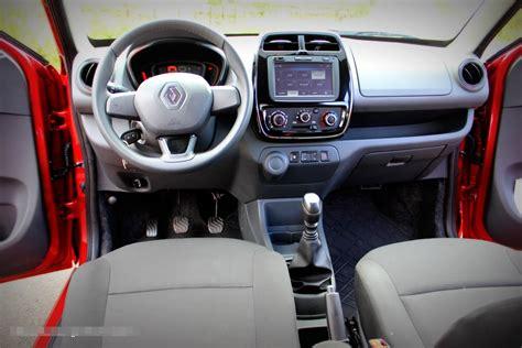 kwid renault interior novidade novo renault kwid 2016 interior e exterior