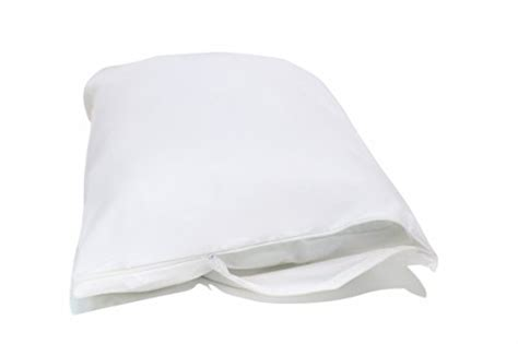 dust mites in pillows weight allersoft 2 pack allergy and bed bug proof pillow