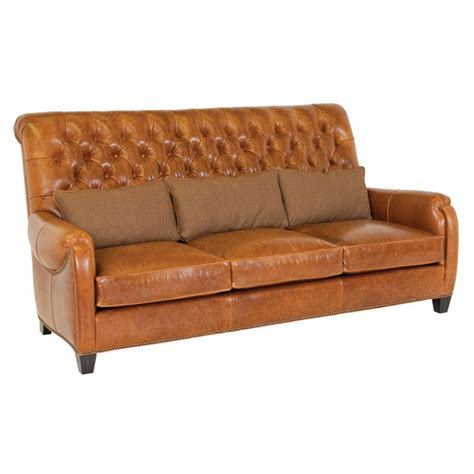 Classic Leather Sofa Classic Leather 8213 Sullivan Sofa Discount Furniture At Hickory Park Furniture Galleries