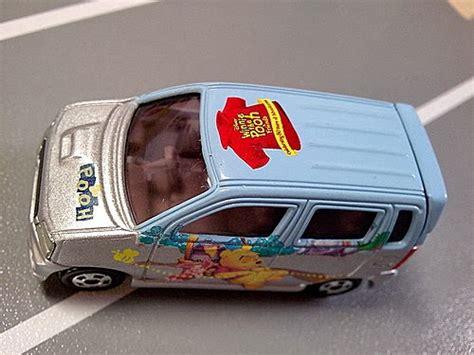 Tomica Suzuki Wagon R Rr Pooh clk s model car collection clk の車天車地 disney tomica