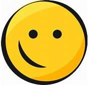 Smiley Jaune Emoji Yellow Sourire Smile En Coin Image GIF