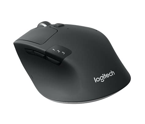 logitech m720 triathlon multi computer wireless mouse
