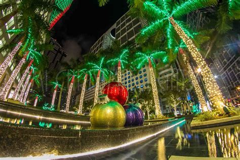 miami christmas lights
