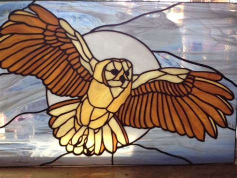stained glass animal ls 141 best images about stained glass owls eagles on