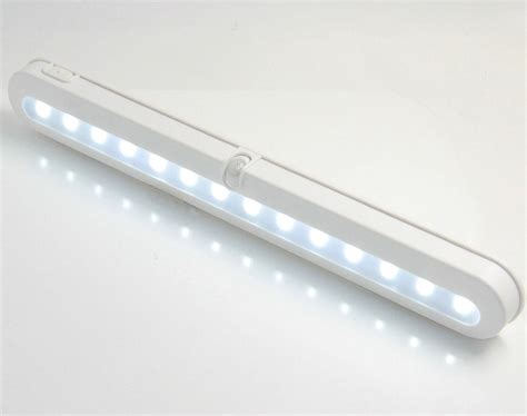 battery powered led under cabinet lighting jebsens super bright under cabinet lighting 14 led
