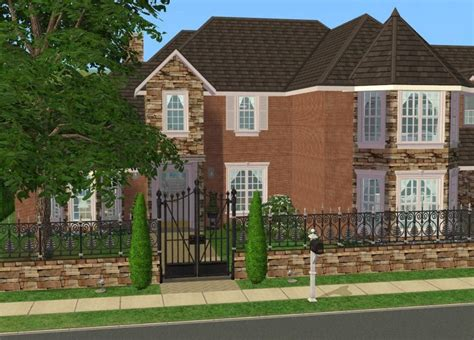 Sims 2 Luxury Homes Mod The Sims Another Luxury House Sims 2 Luxury Homes