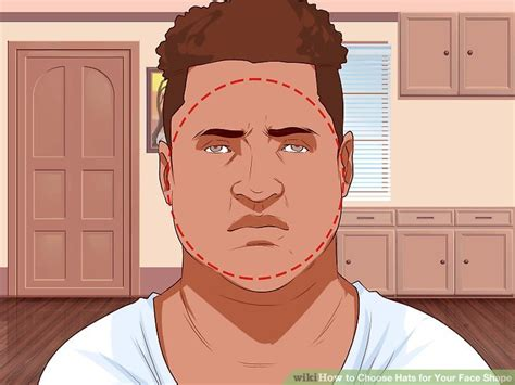 men face shapes for hats how to choose hats for your face shape with pictures