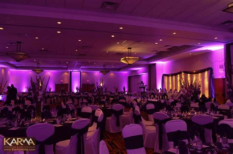 Wedding Uplighting by Karma Event Lighting For Weddings And Special Events