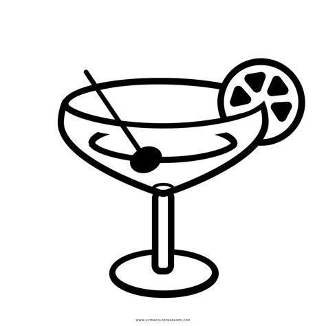 bicchieri da colorare bicchiere da cocktail disegni da colorare ultra coloring