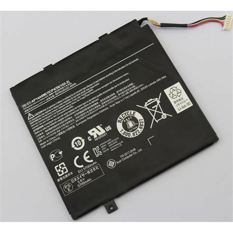 10 inch battery acer ap14a8m aspire switch 10 10 inch tablet 22wh