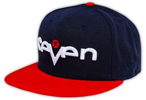 Snapback Dunlop 1 seven mx brand snapback hat bto sports