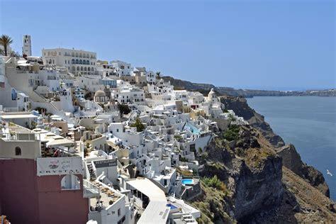 santorini vacanze santorini thira viaggi vacanze e turismo turisti per