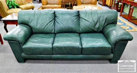 green leather sofa green leather sofa how to decorate around a