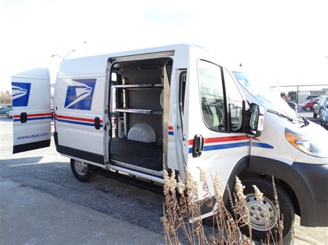 postal vehicles usps may buy more extended capacity delivery vehicles for