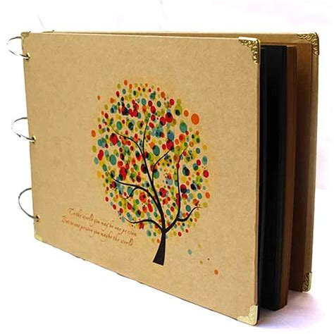 Handmade Wedding Photo Albums - new 10 inch diy wedding photo album handmade vintage baby
