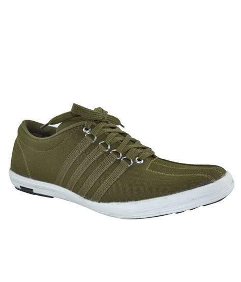 fossa green canvas shoe shoes price in india buy fossa
