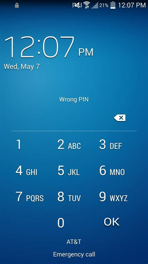 samsung screen pinning how to see who s trying to unlock your galaxy s4 and where 171 samsung gs4 gadget hacks