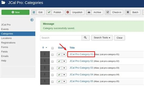 change category blog layout joomla how to customize colors in jcal pro categories
