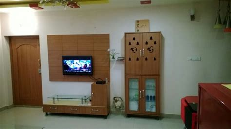 pooja ghar in living room peenmedia