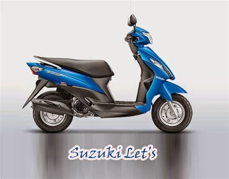 Suzuki Lets Scooter Suzuki 110cc Motorcycles And Scooters In India Sagmart