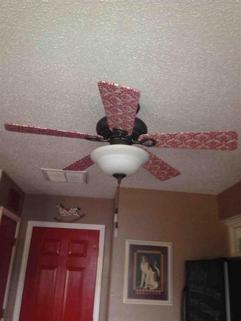 ways  upgrade  boring ceiling fan   budget