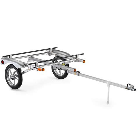 Yakima Rack And Roll 78 Trailer by Yakima 8008107 Rack And Roll 78 Quot Trailer Rackwarehouse