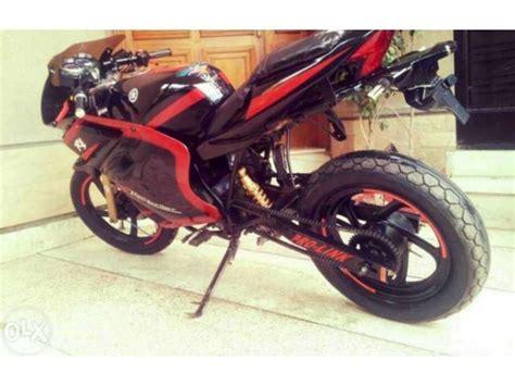 suzuki gs  cc modified heavy bike