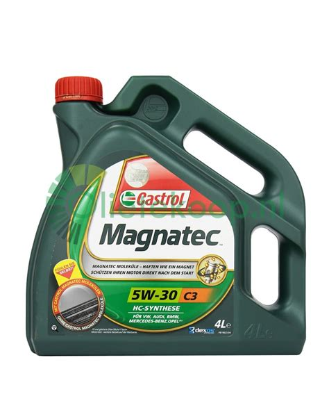 Castrol Magnatec Liter 5 liter castrol magnatec 5w30 c3 olietekoop nl