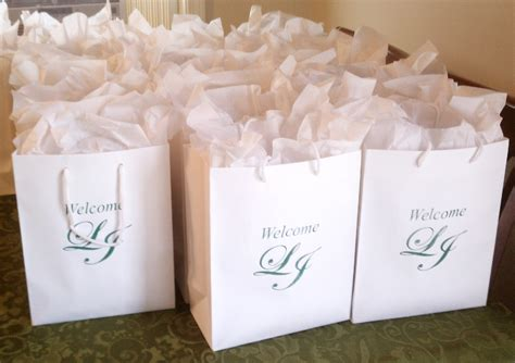 Wedding Welcome Bags by Eutopia Events Wedding Day Welcome Bags