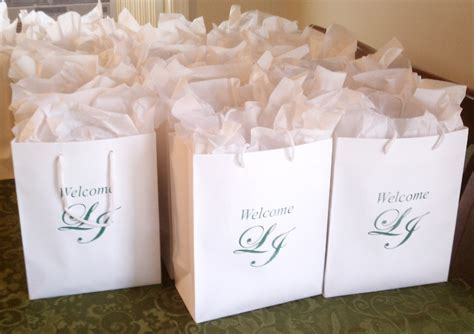55 Welcome Bags For Hotel Guests, DIY Wedding Favor State
