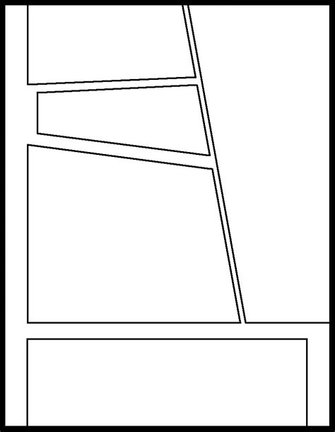 comic book panel template the world s catalog of ideas