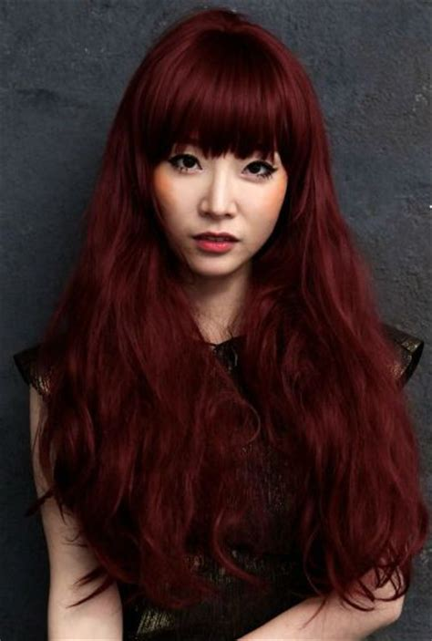 red hair all over 25 best ideas about dark red hair on pinterest dark red